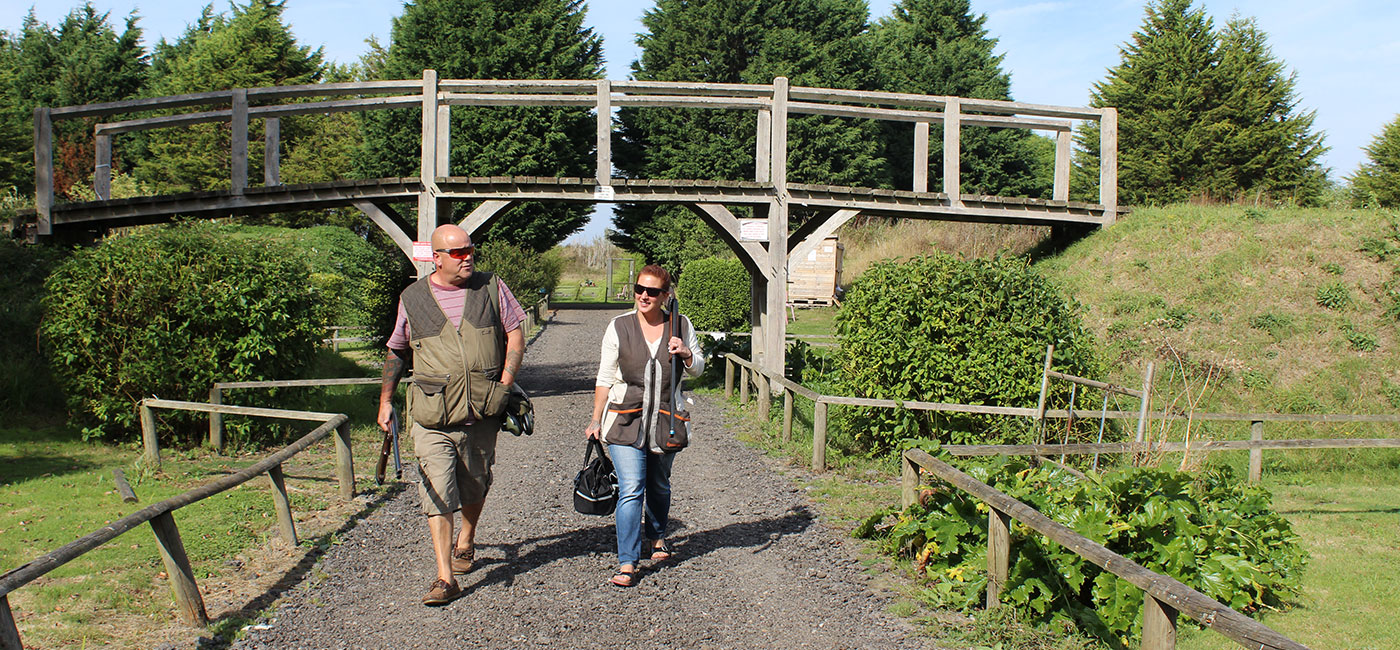 Clay Shooting - Tenterden, Kent - Willow Farm Shooting